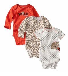 JUST ONE YOU by Carters Girls 3 PK Assorted Bodysuit Set - Orange (Newborn) Carter's http://www.amazon.com/dp/B009ZH21JW/ref=cm_sw_r_pi_dp_9moZub1PGBS3H