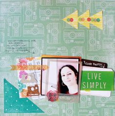 live simply using Yes, Please