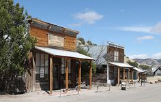 Chloride, NM-In 1879 the first silver claim was filed. Word spread and soon a tent city sprang up. By 1881 the town had eight saloons, three mercantile stores, two butcher shops, a hotel, assay office, livery stables, candy store, drug store, law offices, a Chinese laundry, millinery store, stage line, a newspaper and post office. When gold was declared the monetary standard in the 1890's Chloride started to decline. Silver prices dropped so low you could not afford to haul it out.