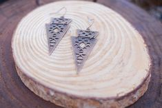 tribal earrings,geometric earrings,boho jewelry,bohemian jewelry,triangle earrings,ethnic earrings,jwls,indian jewelry,brass earrings,hippie