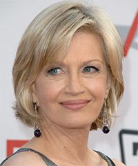 Diane Sawyer Hairstyles and Haircuts | Hairstyles by TheHairStyler.com