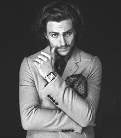 Aaron Johnson- I don't know what it is about him that has me so transfixed