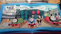 Thomas The Train -Soft Book $20 (LMH)