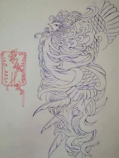 Phượng hoàng Tattoo