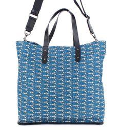 6a703fbfc06b Dolce   Gabbana Blue denim tote bag