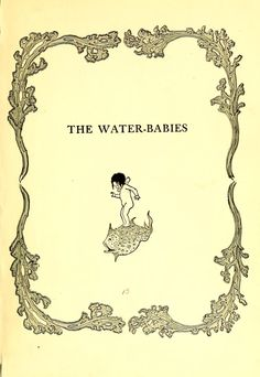 The Water-Babies by Charles Kingsley, 1916