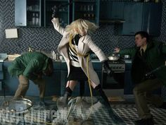 Atomic Blonde: Charlize Theron first look
