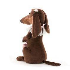 Мягкая игрушка собака Orange Toys Такса Эмма