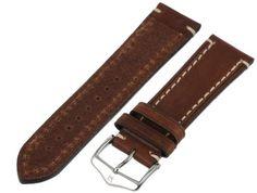 Hirsch 109002-10-24 24 -mm Genuine Calfskin Uhr Strap - http://uhr.haus/hirsch-17/hirsch-109002-10-24-24-mm-genuine-calfskin-uhr
