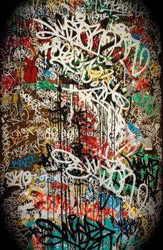 Image result for art installation graffiti