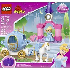 LEGO� DUPLO� Cinderella's Carriage 6153