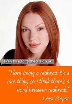Laura Prepon embracing and enhancing her natural colour. Do you do the same or do do you love a change? Camille
