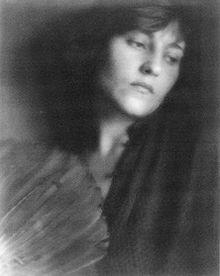 Florence Deshon  by Margrethe Mather