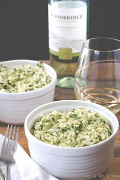 Herbed Risotto for #FreshTastyValentines week!