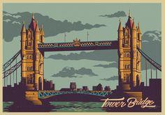 Briefing Mal Passado » Blog de DesignGreat little place: ícones de Londres » Briefing Mal Passado