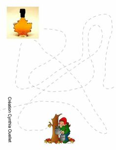Sugar Bush, Activity Sheets, Early Learning, Preschool Activities, Bowser, About Me Blog, Disney Characters, Crafts, French Immersion