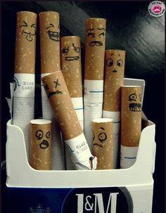 Comment arrêter de fumer ! tout d'un coup que cela marcherait... (?).
