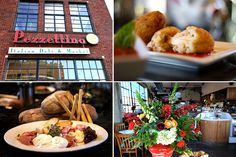 We love Pezzettino Italian Deli & Market in the Crossroads!