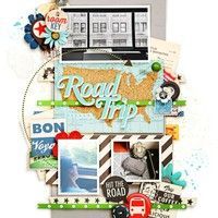A Project by AnalogPaper from our Scrapbooking Gallery originally submitted 07/14/13 at 11:41 AM