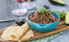 Paleo tortillas and Chipotle Barbacoa from Against All Grain