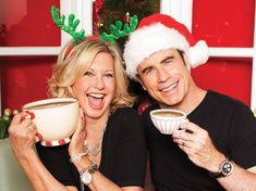 'This Christmas' out November 13...could I BE any more excited?  Olivia Newton-John & John Travolta singing together again! yay!