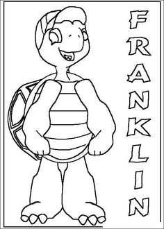 http://hsanalim.hubpages.com/hub/Free-Franklin-The-Turtle-Coloring-Pages-Homeschooling-curriculum-material-educational-activities
