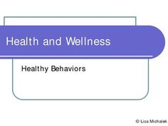 Holistic Health and Nutrition subjects in highschool