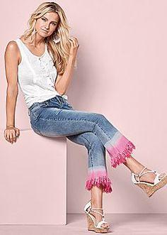 Women's Jeans: Skinny, Bootcut, Jeggings, & More   Venus®