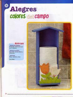 Revista country - Especial de baños - Revistas de manualidades Gratis
