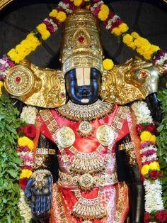 Today's Darshan (11-10-12) Lord Balaji @ISKCONPune