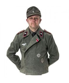 uniform of the panzer military | WW2 German Heer Panzer uniform | Reproduction WW1 and WW2 ...