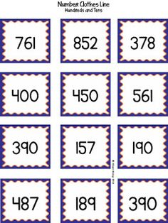 Understanding Place Value with 15+ Activities - Teaching Maths with Meaning Teaching Math, Maths, Numbers In Expanded Form, 2nd Grade Math, Place Values, Math Lessons, Mathematics, Activities, Places