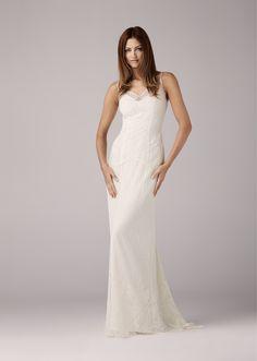 DAENERYS WHITE suknie ślubne Kolekcja 2014