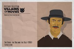 Villains of Movies | The Good, The Bad And The Ugly