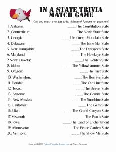 5th Grade Trivia Questions And Answers Printable In 2020 Independence Day Game 4th Of July Games July Game