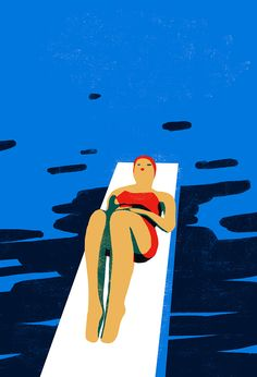 Next print for my solo show about Pool