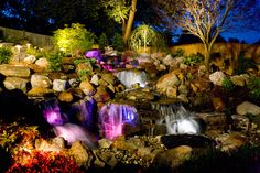 Colored Lenses for Landscape Lighting . Colored Lenses for Landscape Lighting . Easy Landscape Paintings, Landscape Fabric, Cool Landscapes, Landscape Design, Landscape Lighting Transformer, Landscape Lighting Kits, Landscaping Costs, Backyard Landscaping, Best Landscape Lens
