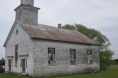 Cantons-de-lEst: le septième ciel du patrimoine religieux | André Duchesne | Québec Anglican Church Marbleton, Quebec