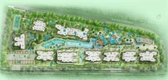 The Glades Condo - Site Plan Condo Floor Plans, Property Guide, International Airport, Worlds Of Fun, Singapore, City Photo, Tower, How To Plan, Park
