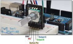 13 Best encoder images in 2018 | Electronics projects
