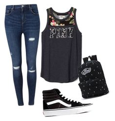 """""""Untitled #69"""" by suri-rodriugez on Polyvore featuring Vans and Miss Selfridge"""