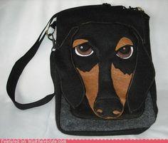 Dachshund Bag