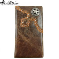 Click Here and Buy it on Amazon.com Price: $28.99 Montana West Mens Genuine Leather Unique Round Rivet Western Lone Star Studded Bifold Wallet in Coffee Brown Montana West,http://www.amazon.com/dp/B00F3SZ14Y/ref=cm_sw_r_pi_dp_zlumsb11JH4Q6M3C