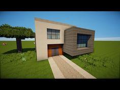 MINECRAFT Tutorial/HowTo | Wie baue ich ein modernes Haus #003 | El ...