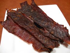Homemade Beef Jerky: The Fast Metabolism Diet Phase 2 - MasterCook