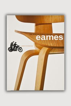 the modern archive - The Work of Charles and Ray Eames: A Legacy of Invention Available at http://www.themodernarchive.com #themodernarchive #Artbooks