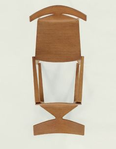 Steel and wood chair Saya Collection by Arper | design Lievore Altherr Molina