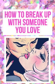Breaking up is difficult for anyone, even if you're the one who wants to end it. Learn how to break up with someone you love by identifying why you're doing it and asking yourself what you really want.