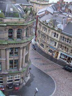 Novelos & Agulhas: Newcastle-upon-Tyne, England portugal