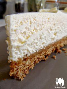 Cheesecake sans cuisson de Jamie Oliver ~ Tartine de Nutella